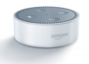 The new Echo Dot